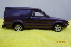 Corgi Purple Velvet Ford Escort 45 Van