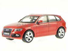 Audi Q5 2013 vulkan red diecast model car Schuco 1/43