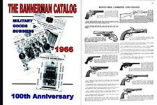 Bannerman 1966 Surplus Military Goods Catalog (100th Anniv.)