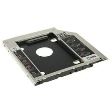 NUOVO 2.5 inch Second HDD Hard Drive Caddy SATA to SATA for Apple MacBook Pro,
