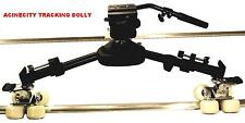 Camera TRACKING Dolly + 10 Meter Track for all CAMERA Sony,BMCC EX3 RED 4K 8K..