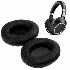 Replacement 85mm Black Headset Ear Pads For Sennheiser PC 151 PC151 Headphones