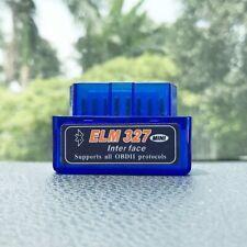 Universal Car SUV Bluetooth ELM327 OBD2 OBDII Diagnostic Interface Scanner Tool