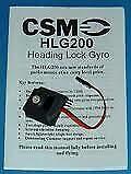 CSM LW 200 Gyro - Heading Hold