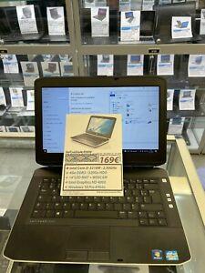 """pc portable Dell E5430 I5-3320M 2.60ghz 4Go DDR 320Go 14"""" DVDRW Windows 10 Pro"""