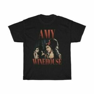 Amy Winehouse Vintage Classic t Shirt