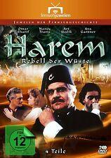 Harem - Rebell der Wüste (1-4) - mit Omar Sharif - Fernsehjuwelen [DVD]