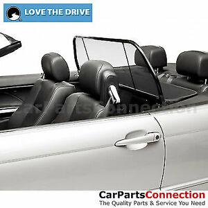 LOVE THE DRIVE E46 3-Series 00-06 Convertible Wind Blocker Screen Deflector