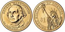 "George Washington Presidential  Dollar Coin ""P"" 2007 UNCIRCULATED"