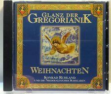 Glanz der Gregorianik: Weihnachten (Sony Classical, 1995) (cd4467)