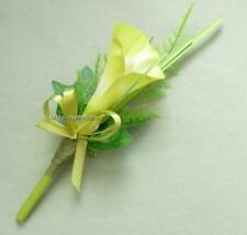 Lily Foam Wedding Corsages