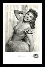 Marika Rökk Netters Verlag Postkarte ## BC 162625