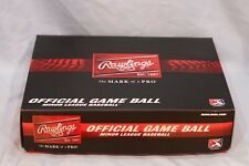 2019 Minor League Baseballs Boxed Dozen (12)