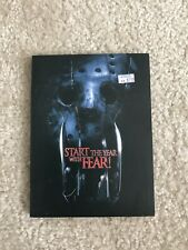 Rare Freddy vs. Jason Promotional Dvd Start The Year With Fear