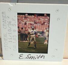 Emmitt Smith 11/10/1996 Pacific Slide Cowboys @ 49ers 1/1 Michael Cramer CEO