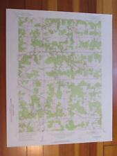 South Russell Ohio 1954 Original Vintage USGS Topo Map