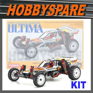NEW KYOSHO ULTIMA 1/10 RC BUGGY KIT VINTAGE RE-RELEASE 30625 OFFROAD EP