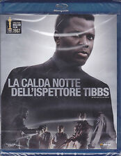 Blu-ray **LA CALDA NOTTE DELL'ISPETTORE TIBBS** nuovo 1967