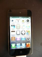 Apple iPod Touch 4th Gen 32GB A1367 WORKING but has FAULTY BATTERY