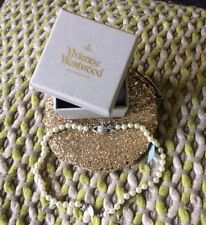 Vivienne Westwood Pearl Costume Necklaces & Pendants