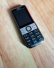 Nokia C5-00 in Schwarz ( defekt  )