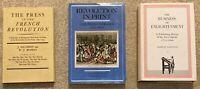 LOT 18th-C. FRENCH PRESS Enlightenment REVOLUTION Encyclopedia DARNTON Gilchrist