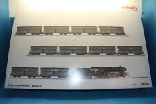 "M&B Marklin HO 26536 train set Heavy Ore Train ""langer Heinrich"" mfx sound"