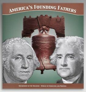 2018 America's Founding Fathers Currency Set