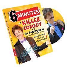 6 Minutes of Killer Comedy (DVD) - Matt Fore