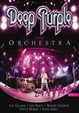 NEW Deep Purple & Orch: Live at Montreux 2011 (DVD)