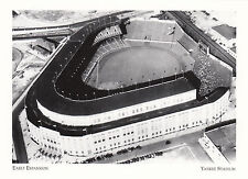 (19017) Postcard - Yankee Stadium - Early Expansion - Modern card.
