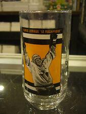 1997 Pittsburgh Penguins Eat'N Park Mario Lemieux 600Th Career Goal Glass