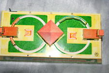 RARE aWeSoMe Vintage Tinplate Clockwork Train Set