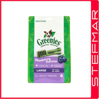 Greenies for Dogs Large Blueberry 340g