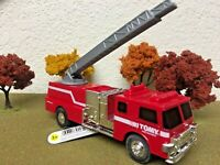 Fire Engine No. 7 TOMY Fire District ERTL Fire Truck Red