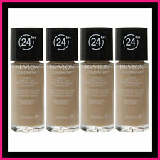 4 X NEW Revlon ColorStay 24 Hr Makeup O/C Skin - 110 Ivory + FREE SHIPPING!