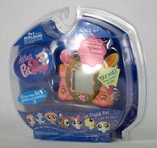 Littlest Pet Shop NEW Digital Pet Pig Care For Me Collection Rare 2007- 30 games
