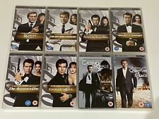 James Bond 007 GoldenEye Complete Set 1-8 UMD PSP FREE SHIPPING WORLDWIDE!