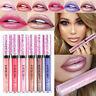 6 Color Pro Waterproof Matte Velvet Liquid Lipstick Lasting Lip Gloss Makeup Set