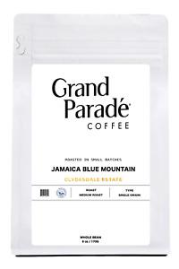 100% Jamaican Blue Mountain, Clydesdale, Medium Roast Ground Coffee, 6oz Bag