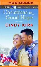 A Good Hope Novel: Christmas in Good Hope 1 by Cindy Kirk (2015, MP3 CD,...