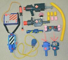 The Real Ghostbusters Vintage Lot Ghost Trap, Popper, Zapper, Goggles & more