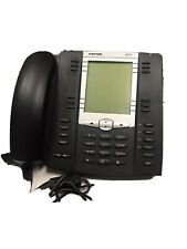 AASTRA 6757i VOIP PHONE LARGE DISPLAY WITH MINI STAND & POWER SUPPLY *LIGHT USE*