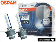 D4S OSRAM Cool Blue Boost Xenarc HID Xenon Headlight Bulbs 7000K (66440CBB) PAIR