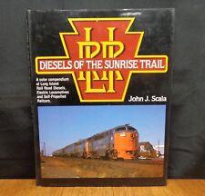 DIESELS OF THE SUNRISE TRAIL By John J. Scala SIGNED - Long Island Railroad