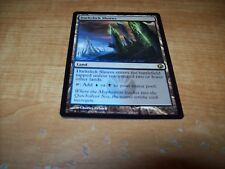 Darkslick Shores Near Mint Normal English Scars of Mirrodin free ship wtracking