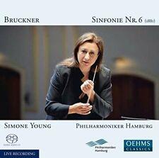 Philharmoniker Hamburg - Bruckner: Symphony No. 6 [Simone Young, [CD]