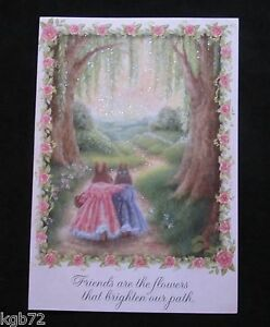 Leanin Tree Encouragement Friendship Thoughtful Greeting Card Multi Color R224
