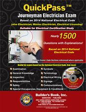 2014 QuickPass Journeyman Electrician Exam Guide