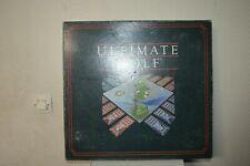 RARE JEU DE PLATEAU ULTIUMATE GOLF BOARD GAME COMPLET VINTAGE GOGNY GOUBERT 1985